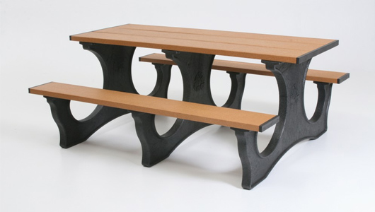 Polly Tuff 6 Foot Picnic Table